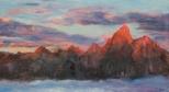 Teton village Sun Rise